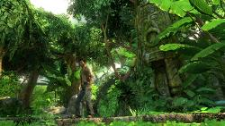 Uncharted 2 Jungle Screenshot