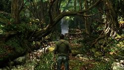 Uncharted 3 Jungle Screenshot