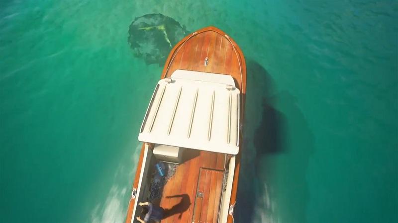 Chapter 12: At Sea - Uncharted 4 Walkthrough