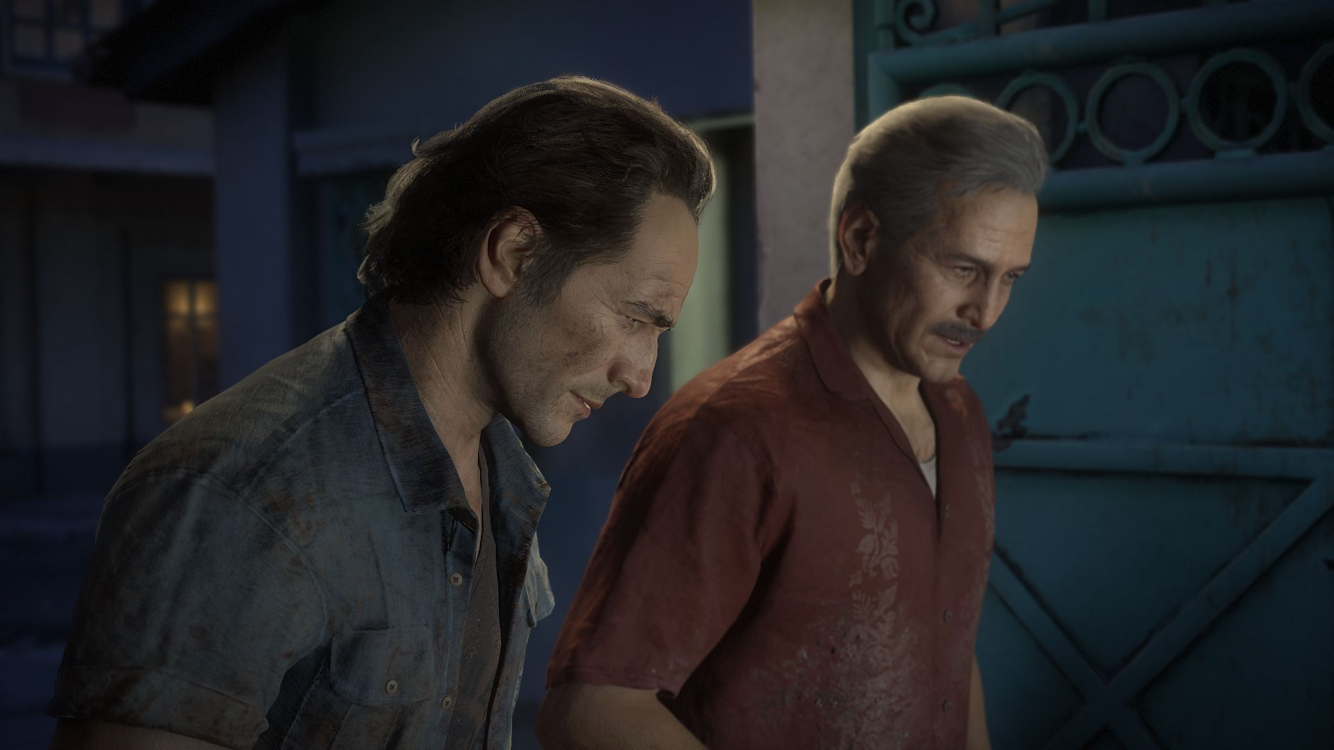 Uncharted 4: A Thief's End E3 2015 Full Demo Screenshots Shows First Look Of Elena, Goose Bumps ...
