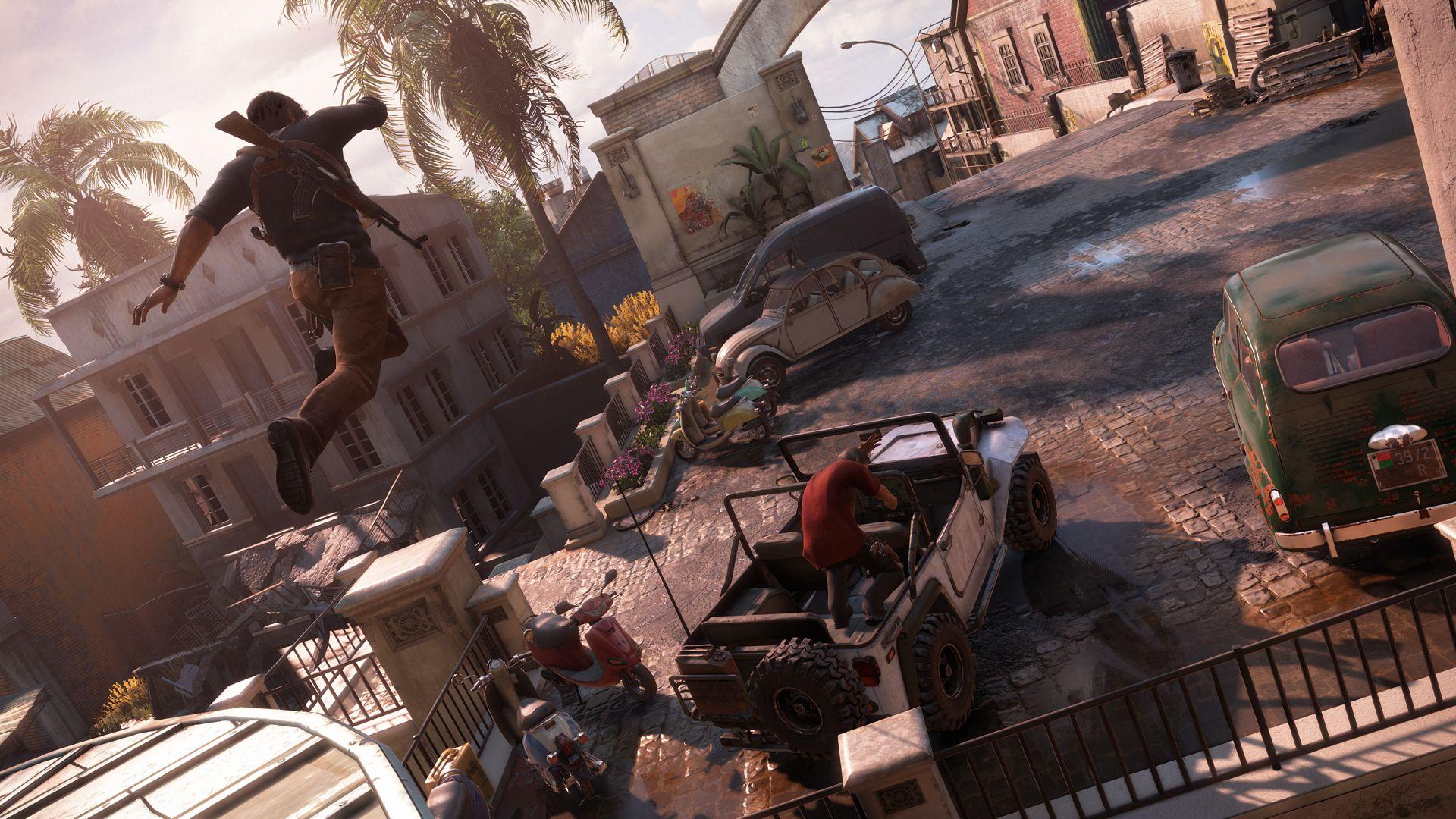 Uncharted 4 demo