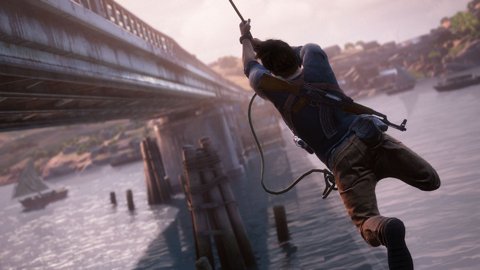 Uncharted 4: A Thief's End E3 2015 Full Demo Screenshots ...