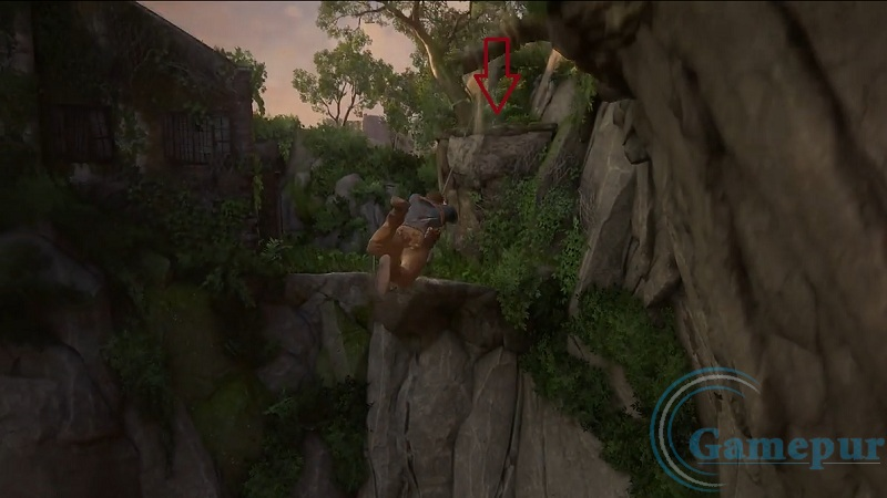 Treasure Location - Uncharted 4: The Thief's End