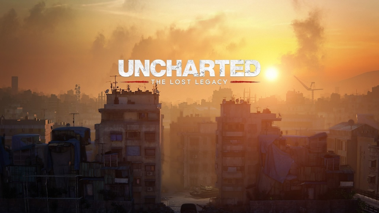 uncharted the lost legacy start screen and trophy list leaked review embargo ends on august 17