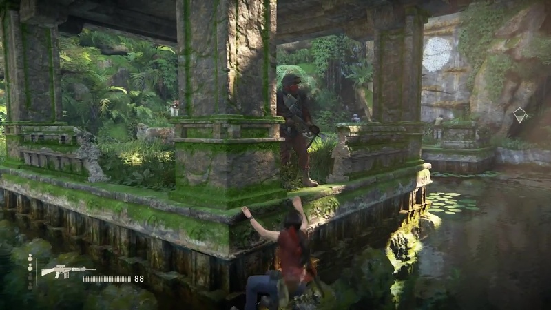 Chapter 4: The Western Ghats - Uncharted: The Lost Legacy