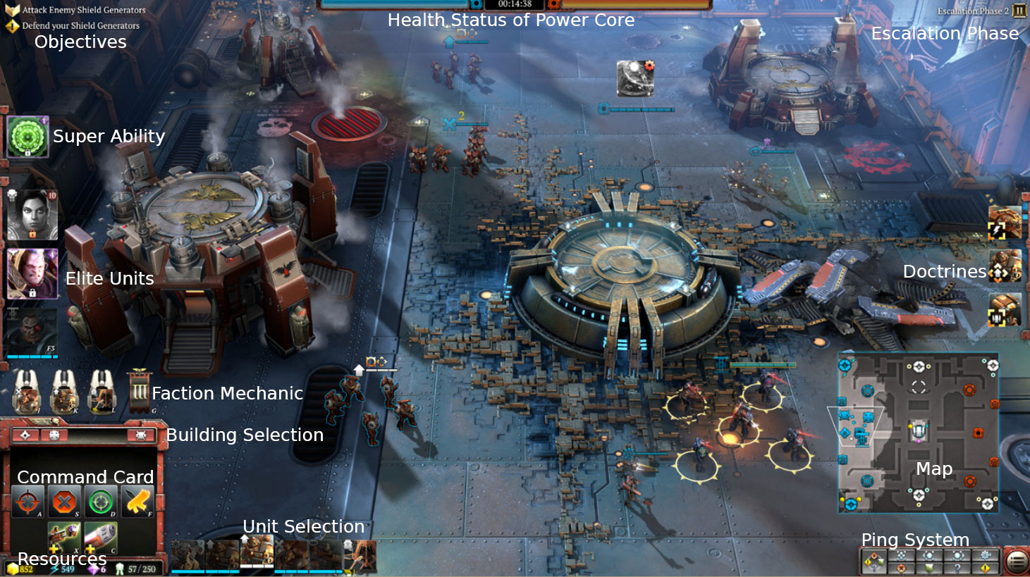 Warhammer 40 000 Dawn Of War 3 Review Brace Up For New