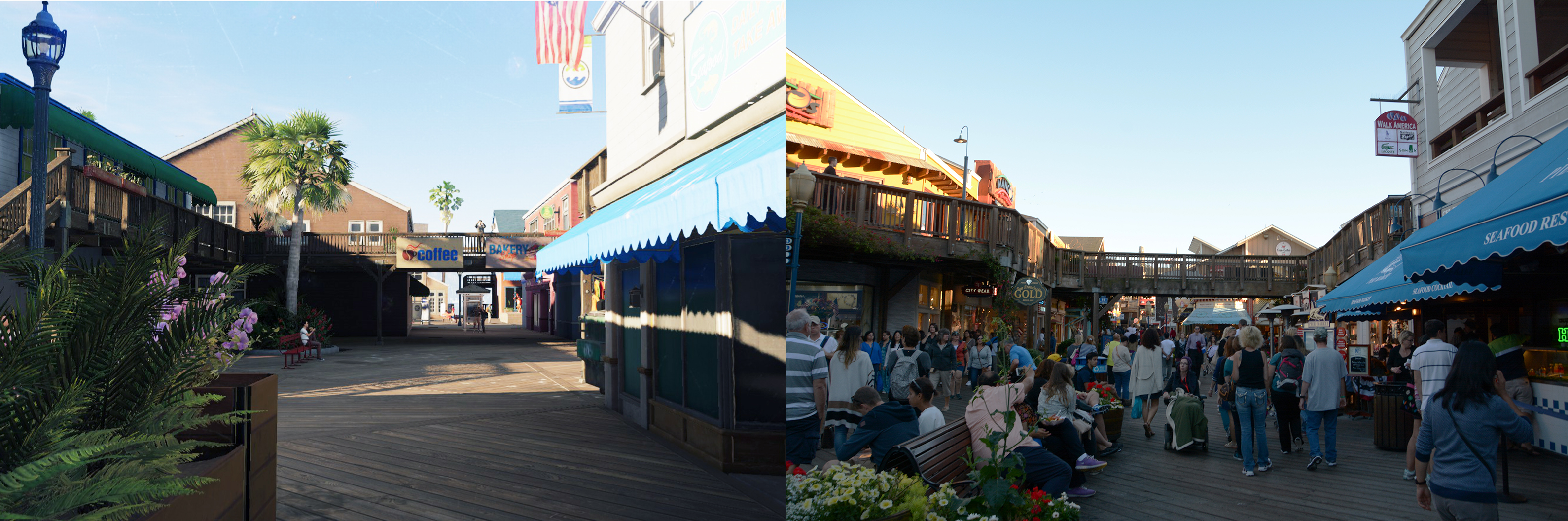 Watch Dogs 2 Real Life Vs Video Game Places Ubisoft Nailed It