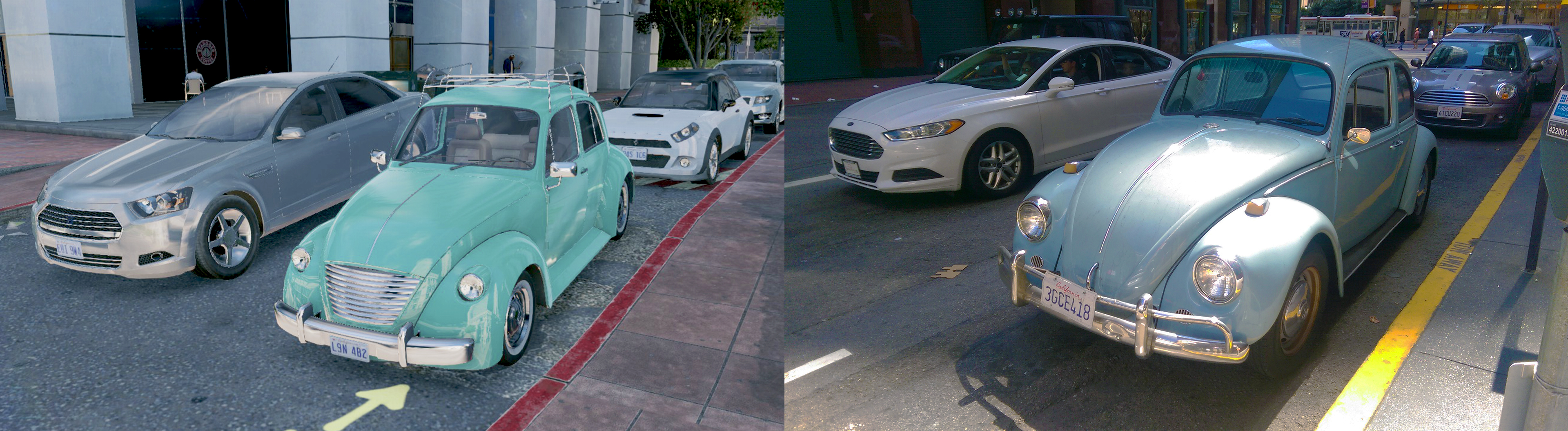 Similarities Watch Dogs  And San Francisco