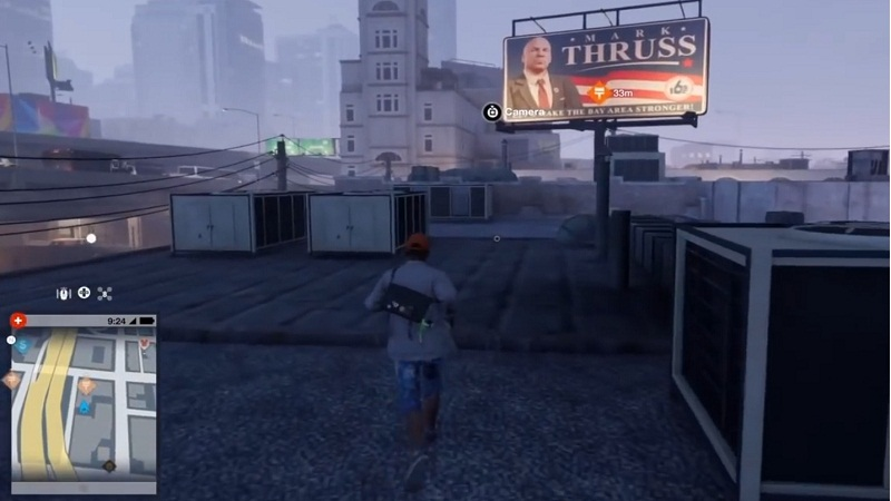 Watch Dogs  Paint Job Mission