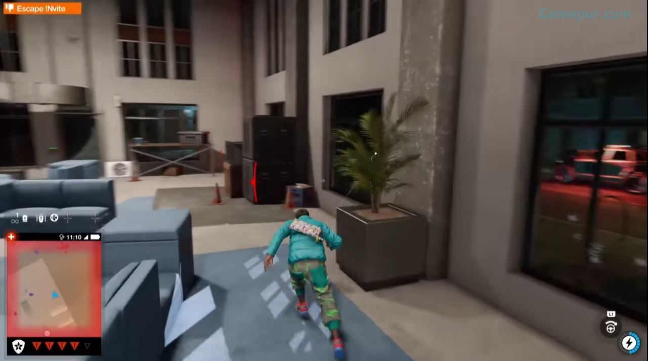 Looking Glass Watch Dogs 2 Walkthrough Chapter 6