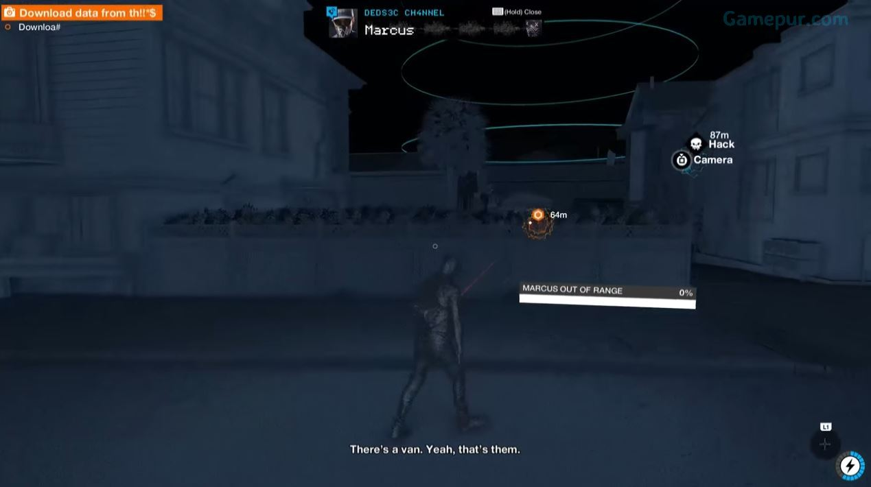 Watch Dogs  Locate Who S Spying On Dedsec