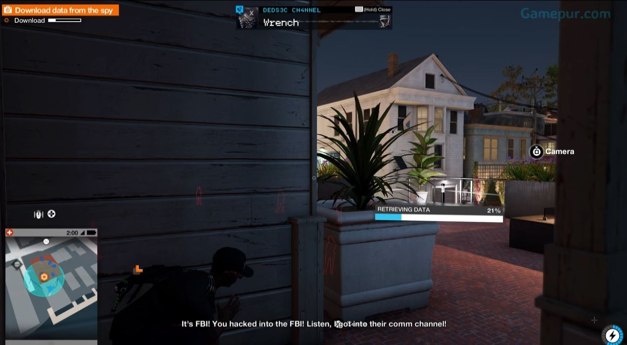 Watch Dogs  Dedsec On The Roof