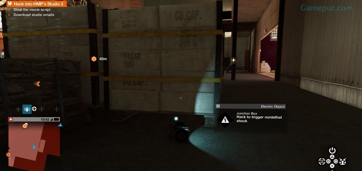 Watch Dogs  Hack Hmp Studios