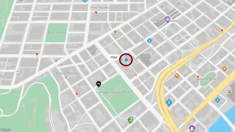 Watch Dogs  Gnome Location