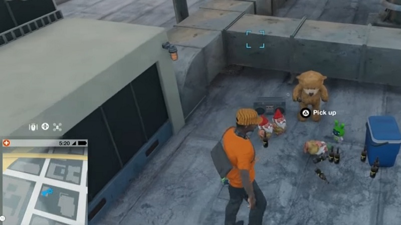 How To Get The Gnome Outfit In Watch Dogs