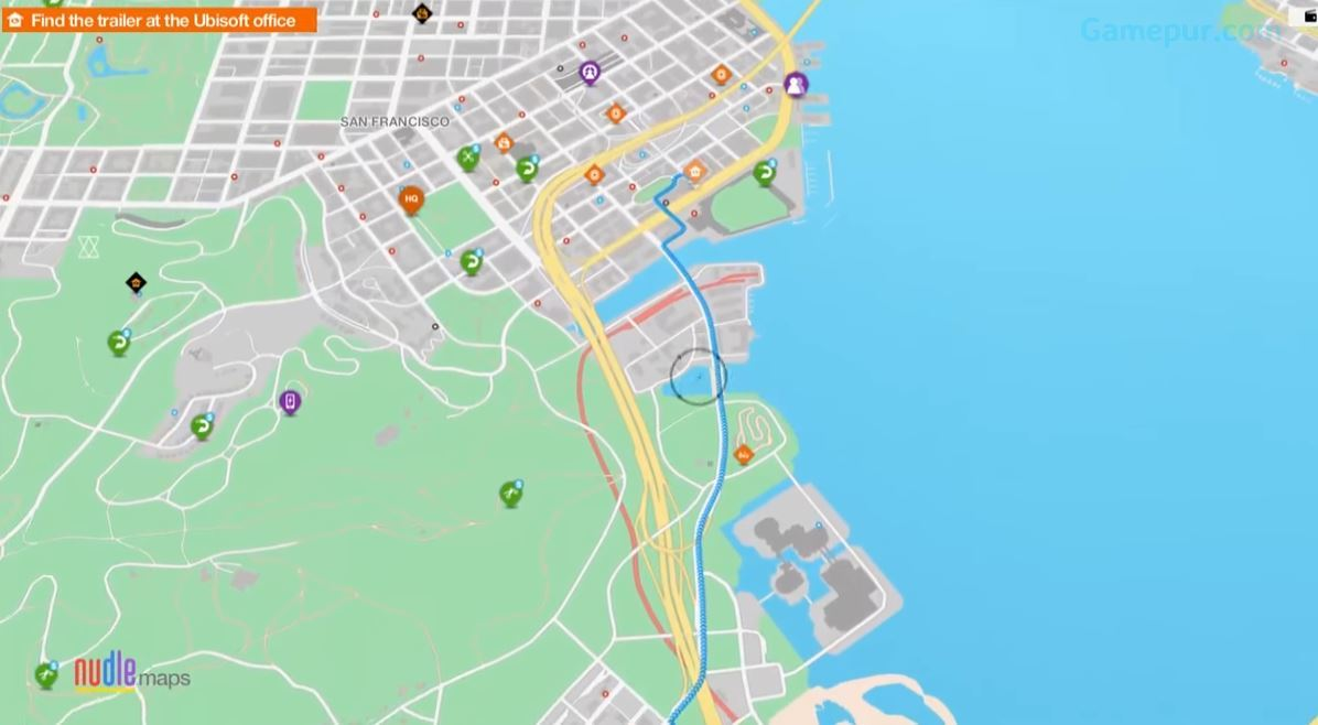 Watch Dogs  Operation Locations