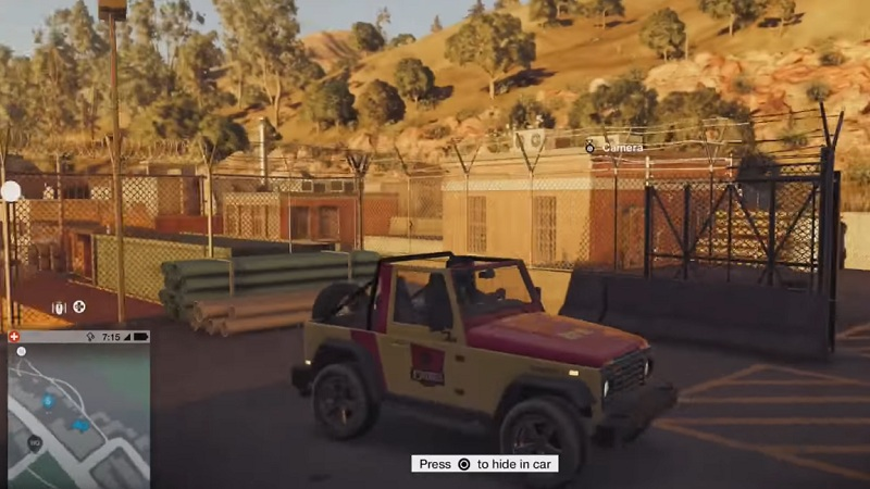 Watch Dogs  Missile Mission