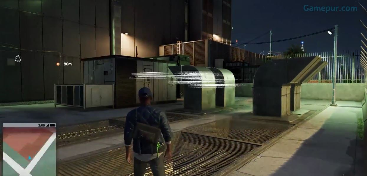 Test Watch Dogs Pc