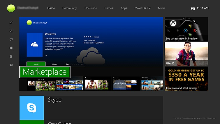 how to create microsoft account for xbox one