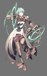 Adenine Heal Blade