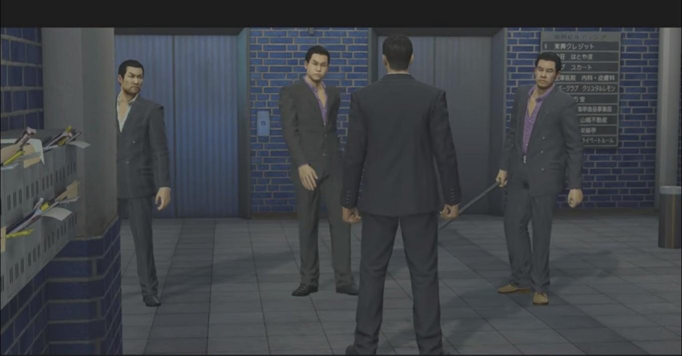 Yakuza 0 Chapter 1 Walkthrough