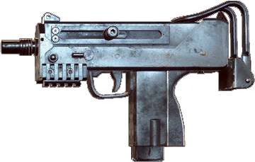 MAC-10 Machine Pistol
