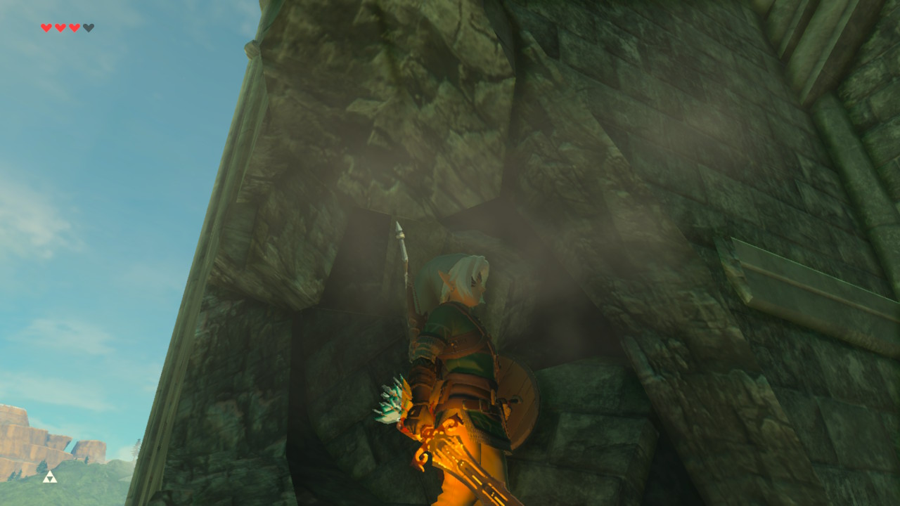 How To Activate Disable Cel-Shading Glitch In Zelda: Breath of the Wild