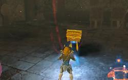 Royal Guards Boots Chest Location