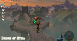 Shooting Star 1 Salvager Headwear Bridge Hylia