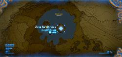 Shooting Star 2 Salvager Vest Skull Lake Zena Kai Shrine Map