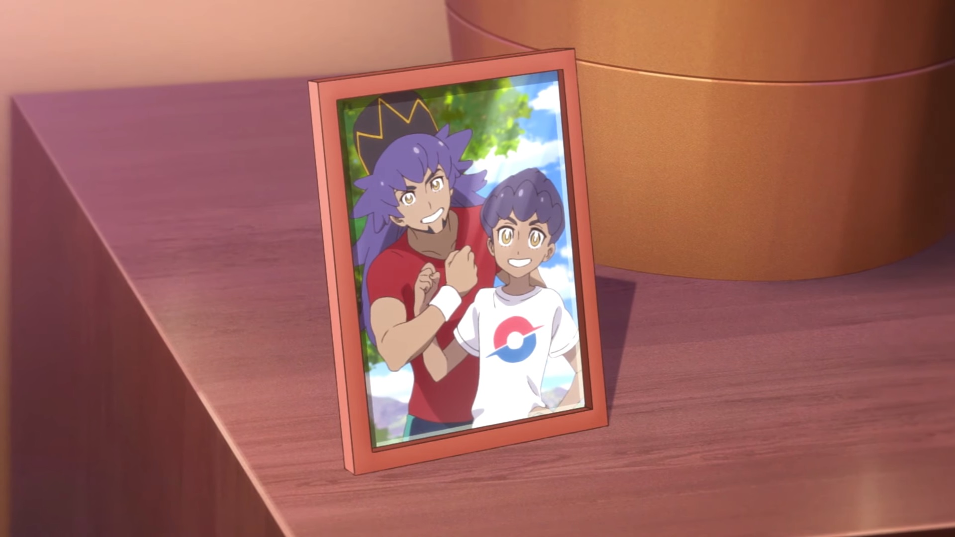 Twilight Wings Leon and Hop picture frame