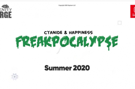 Cyanide and Happiness game Freakpocalypse bringing its strange, dark humor to Switch and Steam