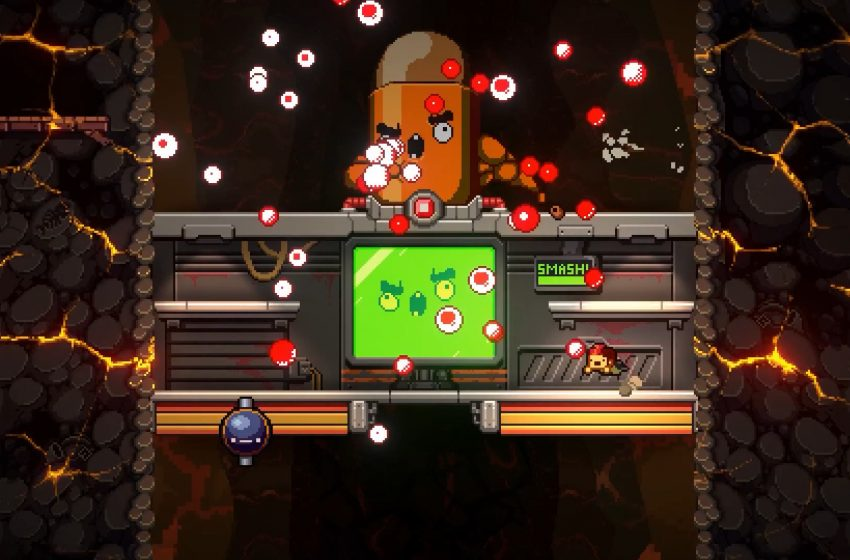 In surprise release, Exit the Gungeon coming to Switch and Steam today
