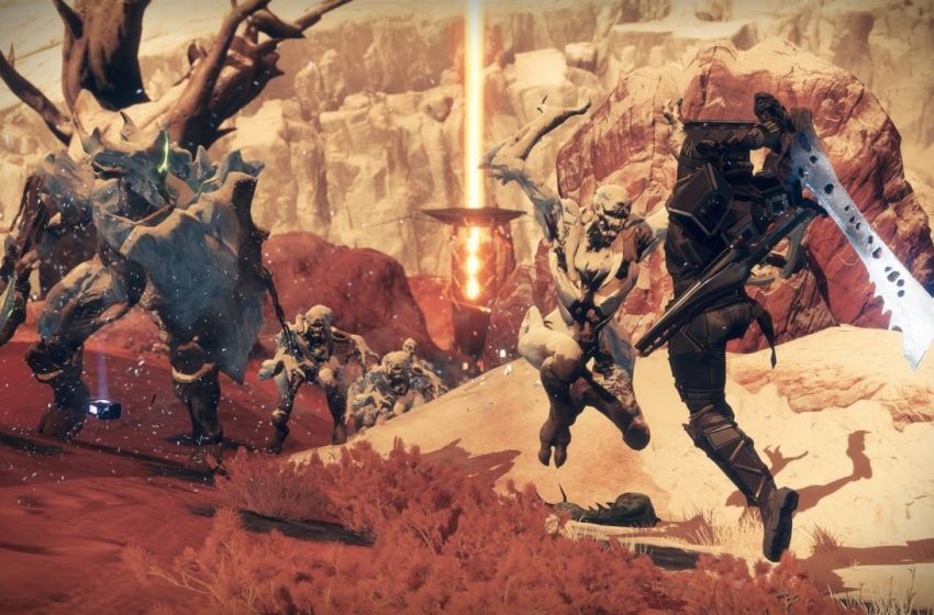 Destiny 2: Forsaken – Wanted: Blood Cleaver Adventure on Io
