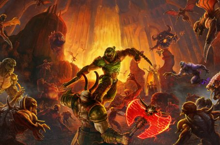 Does Doom Eternal have co-op play?