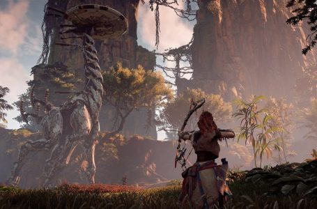 Ultra-wide monitor support confirmed for PC version of Horizon Zero Dawn