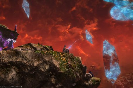 The best places to fish in Diadem in Final Fantasy XIV