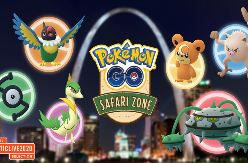 The Pokémon Go Safari Zone in St. Louis has been postponed due to worries of the coronavirus