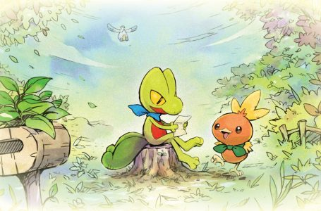 How to recruit Celebi in Pokémon Mystery Dungeon Rescue Team DX