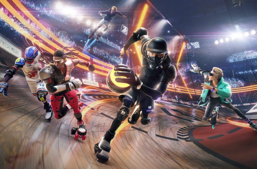 How to sign up for the Roller Champions Closed Alpha