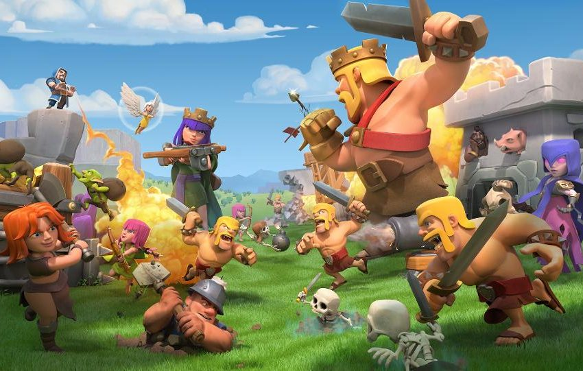 How To Get Free Gems In Clash Of Clans Gamepur