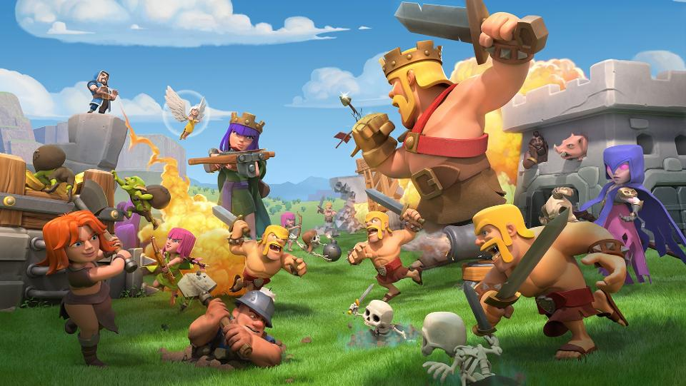 Tips and tricks for new players in Clash of Clans