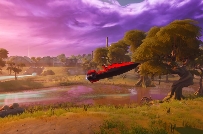 All Motorboat locations in Fortnite Chapter 2 Season 2
