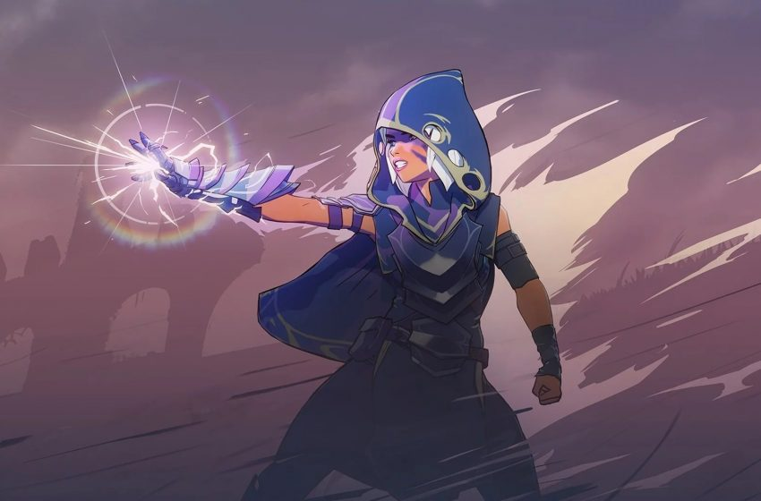 Spellbreak promo art