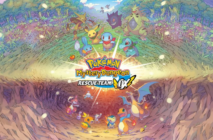 Review: Pokémon Mystery Dungeon Rescue Team DX is the definitive Mystery Dungeon experience