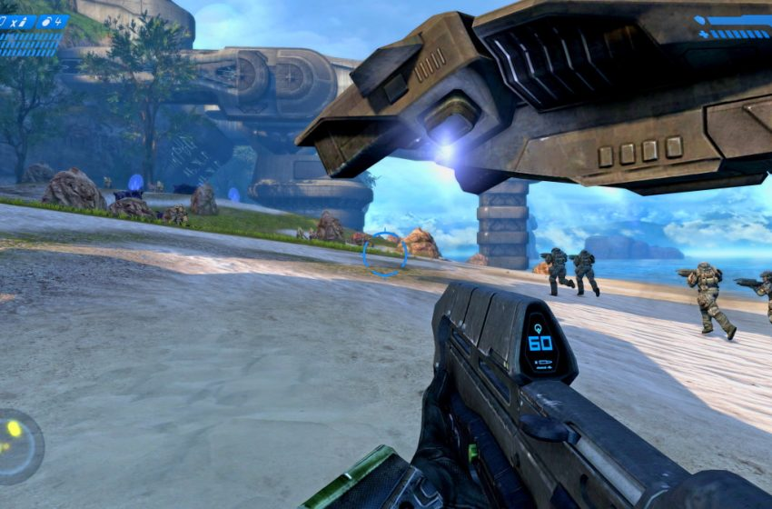 Does Halo: Combat Evolved Anniversary edition have split screen for PC?