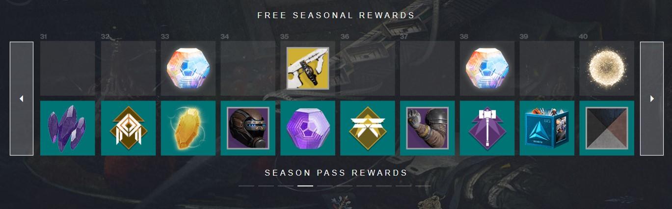 Season Pass Free Tier