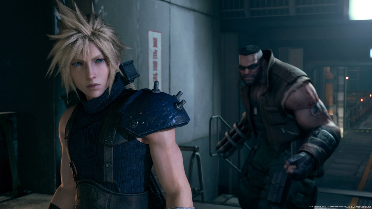 How to preload the Final Fantasy VII remake on your PS4