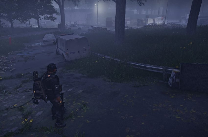 How to get the SHD Cache underground near the Civic Center university in The Division 2