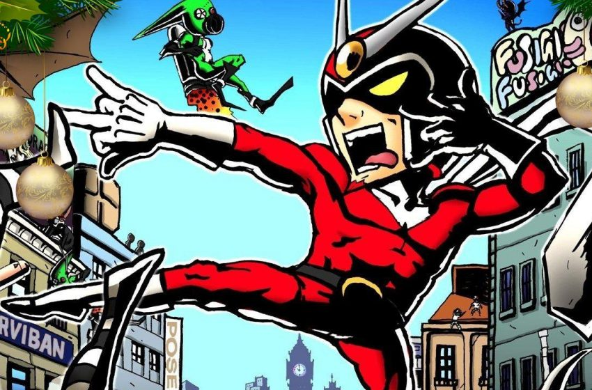 """Platinum Games """"would love to finish the trilogy"""" with Viewtiful Joe 3"""